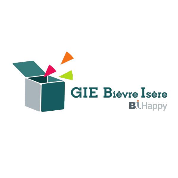 Logo du GIE Bièvre Isère